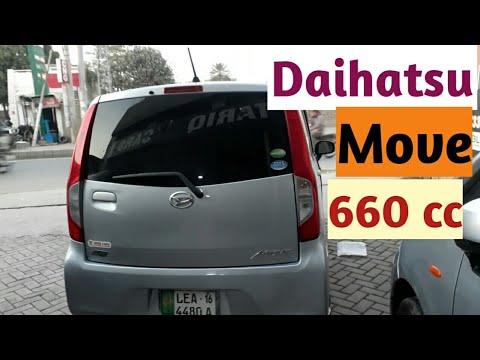 Test Drive 2017 2018 New Daihatsu Move Custom Turbo 4wd Pov