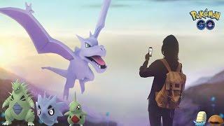 Novo Evento Pedra ou Fóssil? Tudo que sabemos ;) Pokémon GO
