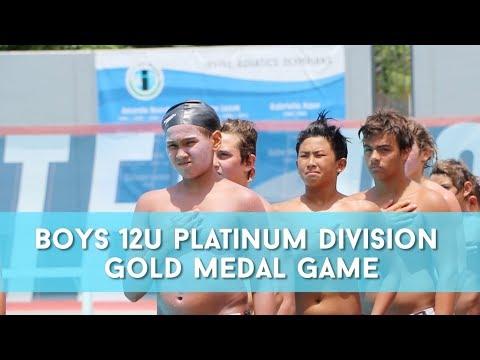 2019 Junior Olympics 12u Boys Platinum Division Gold Highlights