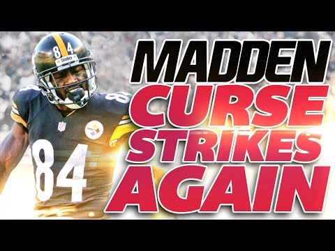 Download The Madden Curse Returns Madden 19 Cover Athlete Antonio