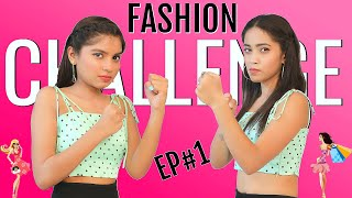 Fashion DARE Challenge - Ep 1 | DIYQueen
