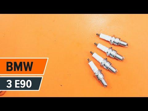 Cum se inlocuiesc bujie pe BMW 3 E90  TUTORIAL | AUTODOC