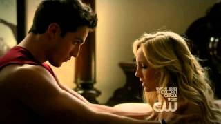"The Vampire Diaries 3x04 ** Best Scene ** | Caroline/Tyler | Aidan Hawken - ""Wanna Be Sure"""