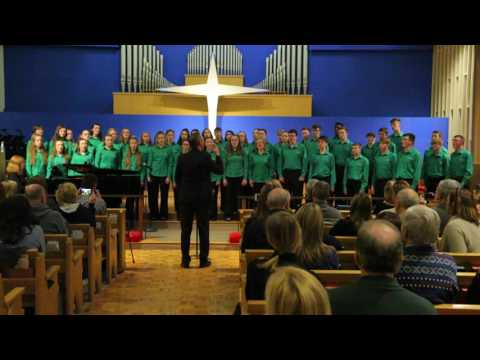 BLESSINGS [Katie Moran Bart] - Waterford Institute of Technology Youth Choir