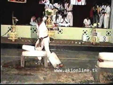 kyokushin karate sri lanka ( chandana jayakody dojo kurunegala )4.mpg
