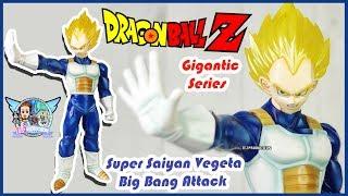 Dragon Ball Z Super Saiyan Vegeta Big Bang Attack Ver Gigantic Series Figure