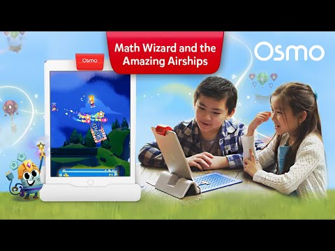Introducing Osmo Math Wizard and the Amazing Airships ✨