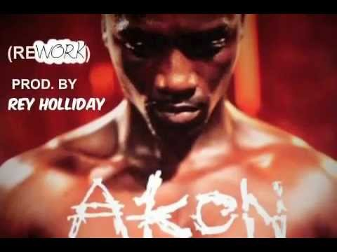 Akon  Trouble Nobody INSTRUMENTAL Rey Holliday ReWork