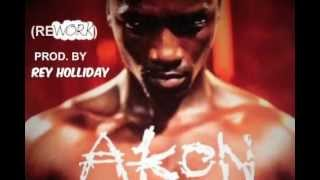 Akon - Trouble Nobody [INSTRUMENTAL] (Rey Holliday ReWork)