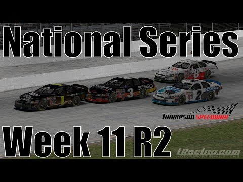Great Racing Early ! - National Series @ Thompson - S1 W11 R2 2018 - IRacing