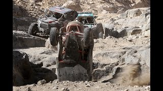 Can-Am Maverick Dances Down Backdoor at the 2018 King of the Hammers UTV Race
