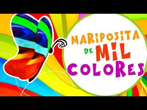 Francisco Orantes - Mariposita De Mil Colores