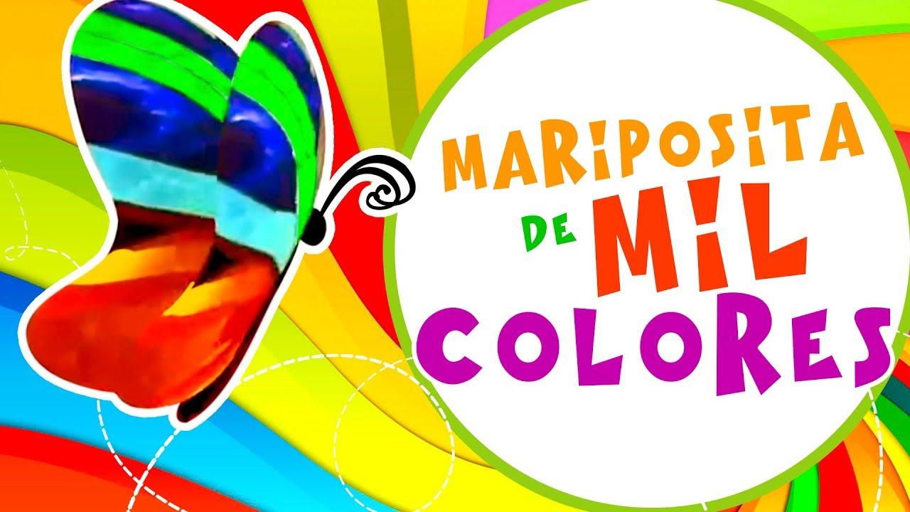 Francisco Orantes Mariposita De Mil Colores