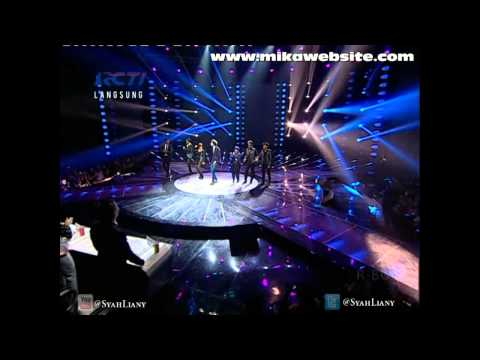 Mika - X Factor Indonesia - Relax Take It Easy