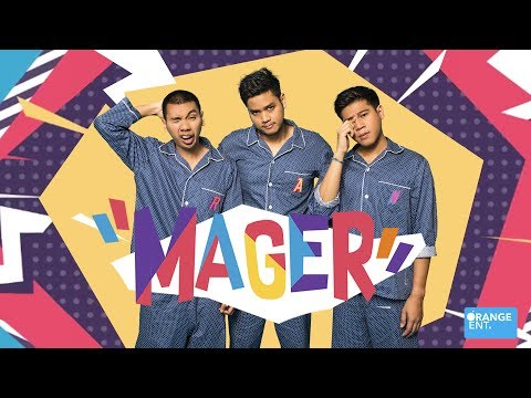 RAN - Mager (Official Lyric Video)