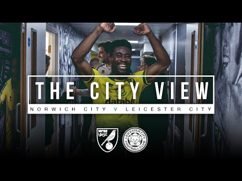 The City View | A Behind-the-scenes Look As Maddison Returns To Carrow Road With Leicester