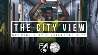 🟡 The City View 🟢 | A behind-the-scenes look as Maddison returns to Carrow Road with Leicester
