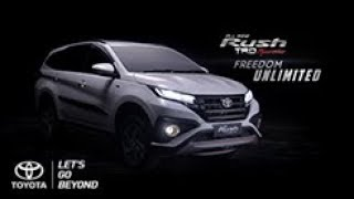 Toyota Rush 2018 : Introducing Toyota All New Rush thumbnail