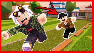 the biggest HATER of KRAOESP in JAILBREAK - ROBLOX