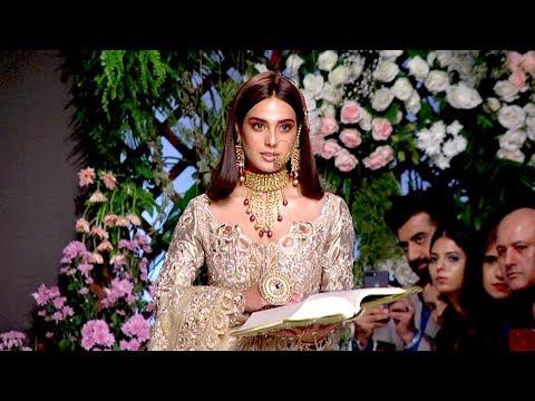 Pfdc Bridal Fashion Week 2018-2019 Best Wedding Dress Bridal Gown