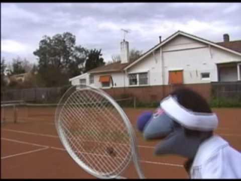 Ron's World - Tennis Champion