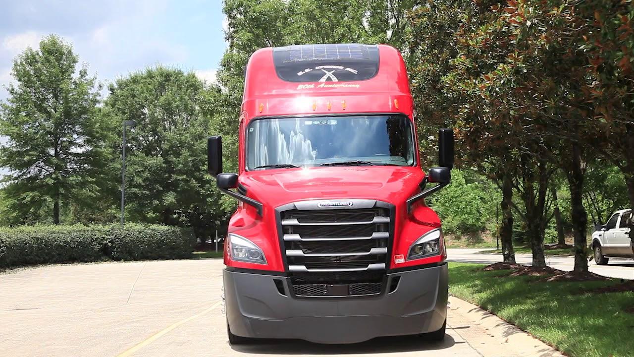 Solar For Trucks