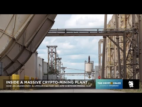 Inside The Massive Crypto-Mining Plant In Massena, N.Y.