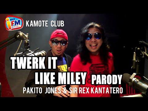 Twerk It Like Miley Brandon Beal Parody (Dati Siyang Lalake) by Sir Rex and Pakito Jones