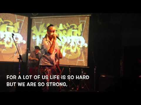 Krudas  Cubensi & Dj Ang. East Coast Tour. 2015.