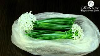 искусственные листья и добавки на сайте Kvitu.in.ua! Дк-005 Травка зеленая с цветком, 15 см.(, 2016-02-05T11:56:53.000Z)