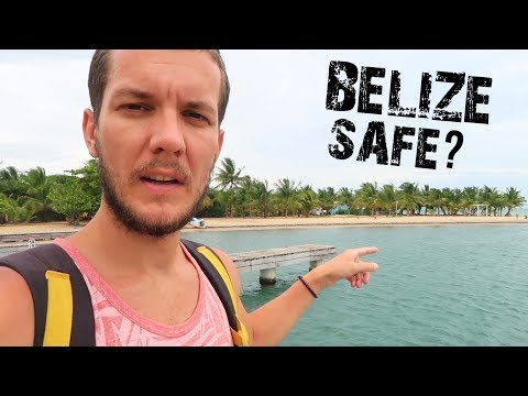 EXPLORING PLACENCIA - IS BELIZE SAFE?
