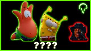 12 SpongeBob And Patrick 3D 🔊 \