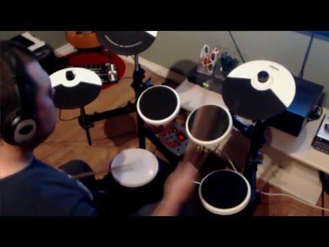 Hitman HD3 drum cover