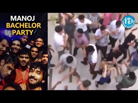 Manchu Manoj Bachelor Party Leaked Video