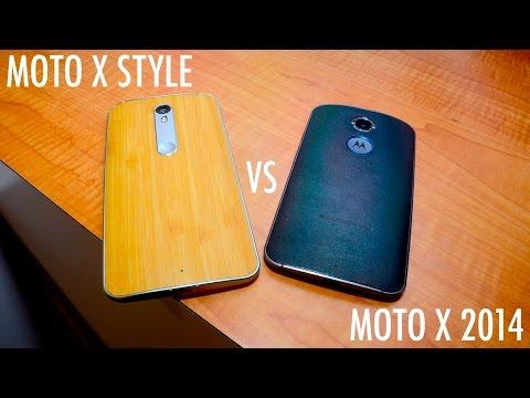 Moto X Style (2015) vs Moto X 2014: Hands-On Comparison | Pocketnow