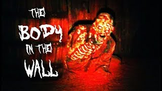 WARNING Finding A BODY Behind A Wall At Haunted POLTERGEIST House