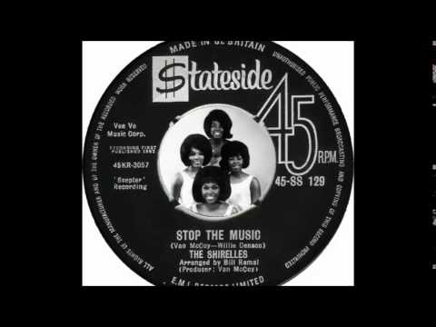 The Shirelles  Stop The Music  1962