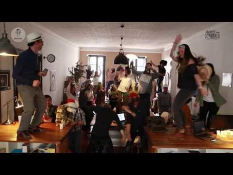 Harlem Shake Coworkers