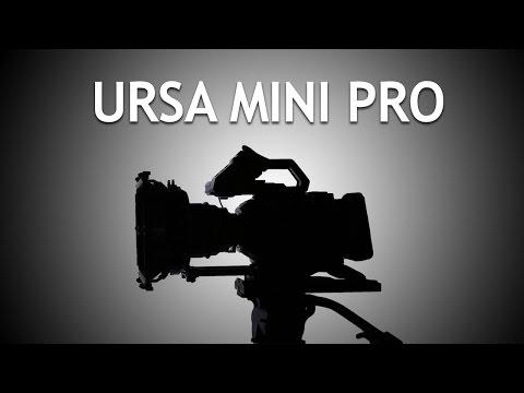 Blackmagic URSA Mini Pro Camera Review
