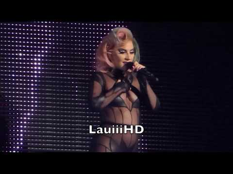 Lady Gaga - Alejandro - Live in Barcelona, Spain 14.01.2018 FULL HD