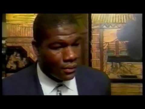 'Riddick Bowe - Roads to Success' (1993 Interview)