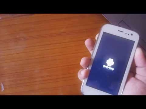 Factory reset or recovering Mobistel Cynus F4 smartphone