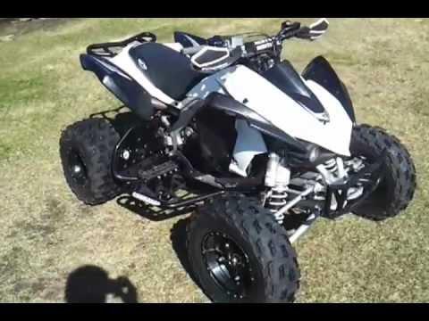 2008 Kawasaki KFX 450 Walkaround - YouTube