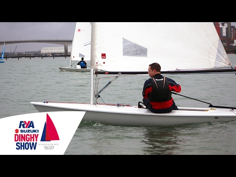 Sail Faster - Laser Boat Settings Tips - Start of the Season - Laser Performance