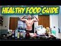 HEALTHY FOOD OPTIONS- Alternatives, Alcohol, Meal Choices, IIFYM