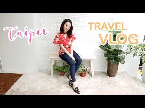 Nhật Ký đi Đài Bắc ♡ TRAVEL VLOG