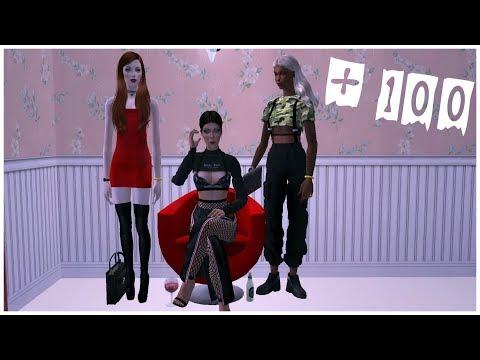 | Моя папка Downloads | МОДНАЯ ОДЕЖДА 2019 | The Sims 2 |