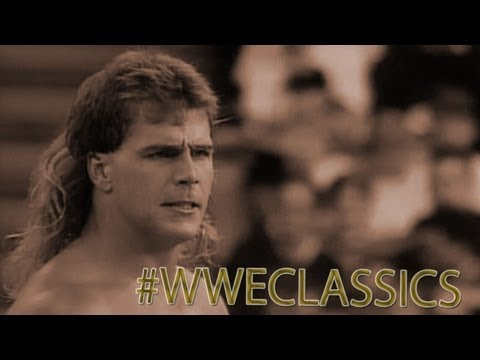 WWE Classics- SummerSlam '92, Shawn Michaels vs Rick Martel