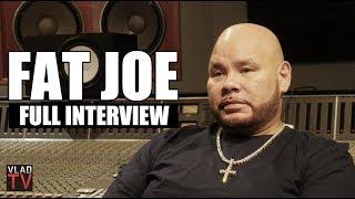 Fat Joe on 50 Cent, Biggie, Big Pun, Mike Tyson, Lil Uzi Vert (Full Interview)