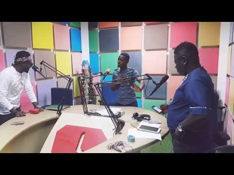 Tzy Panchak interview on Sweet Fm Douala with Senator Cletus.